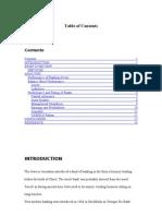 Performance Analysis of Commercial Banks of Bangladesh