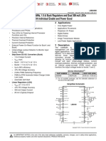 LM26480 Dual 2-MHz, 1.5-A Buck Regulators and Dual 300-mA LDOs datasheet (Rev. N).pdf