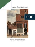 RUSMANDO, Luis Marcelo. O Problema do Monismo em Espinosa..pdf