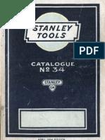 Stanley 1934 New