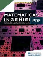 Matemáticas Para Ingeniería Métodos Numéricos Con Python_nodrm