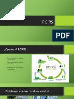 diopositivas PGIRS
