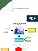 Derecho Empresarial Contable i