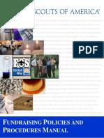 Fundraising Policies & Procedures