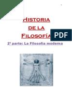 Historia de La Filosofia Filosofia Moderna