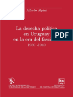 ALPINI, La Derecha Politica en Uruguay