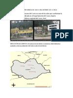 Demografia de La Provincia de Cusco Del Distrito de Ccorca