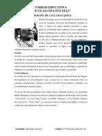 Biografía de Cacuango Quilo