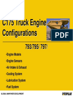 Truck Engine C175 - Configurations