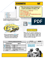 D6K2 Track-Type Tractor Electrical System (Interactive)