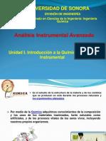 Unidad I. Introducción a La Quimica Analitica Instrumental