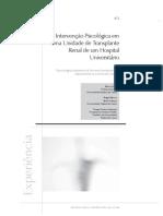 Intervenção psicológica em uma unidade de transplante renal de um hospital universitário.pdf