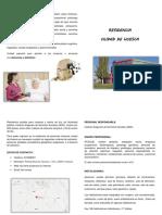 Folleto Informativo Ciudad de Huesca