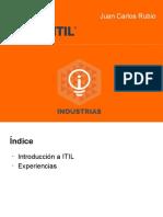 Taller ITIL v1
