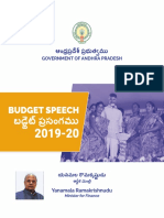AP Budget Speech English