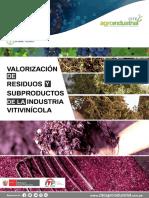 Valorización de residuos y subrpoductos de la Industria Vitivinícola