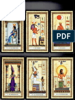 tarot egipcio mazo para imprimir