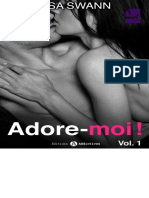 Lisa Swan - Adore-moi! Vol01