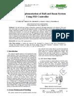 Design a PID Controller