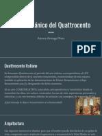 Arte Románico Del Quattrocento