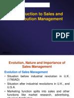 sales & distribution mgt