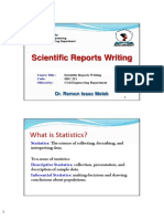 01 Introduction to Statistics