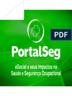 e-Social e os Impactos Na Saúde e Segurança Ocupacional