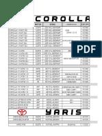 Catalogo Toyota 2
