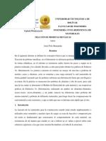 INFORME DE LABORATORIO DE RESISTENCIA, TRACCIÓN DE PROBETAS METÁLICAS