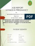 97291_CASE REPORT - Syphilis in Pregnancy