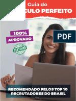 Guia Do Currículo Perfeito Volume 1 Carolina Martins