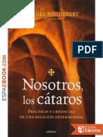 Nosotros Los Cataros - Michel Roquebert