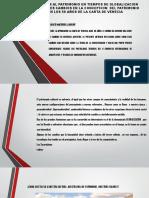 ENTENDER AL PATRIMONIO EN TIEMPOS DE GLOBALIZACION PRINCIPALES.pptx