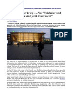 Vorsicht Bürgerkrieg – Nur Weicheier Und Naivmenschen Sind Jetzt Überrascht - Brd-schwindel.org - 09-01-2015