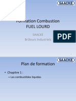 Formation Combustion Fuel Lourd