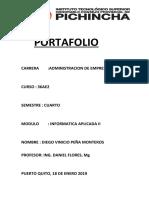 Portafolio de Informatica Aplicada 2- Listo