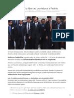 04-02-2019 Pavlovich reprocha libertad provisional a Padrés - Revista Punto de Vista