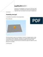 Guia Simplify 3D