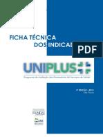 Manual Ficha Tecnica Indicadores - 2018