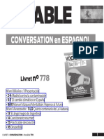 transcriptions Vocable Espagnol - 778