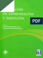 Educación en Alimentación y Nutrición - Luz Elena Pale Montero, Laura Leticia Buen Abad Eslava