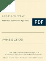 Slides Onos