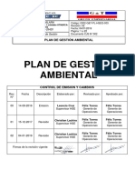 Plan de Gestión Ambiental Rev.02