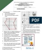 Examen Plano Cartesiano 1