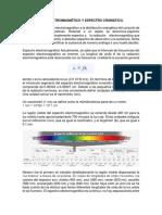espectro cromatico