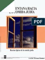Una Ventana Hacia La Comida Judía Recetas Típicas ... ---- (Pg 1--7)