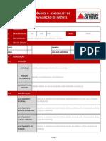 6. Anexo IV Apendice II Check List Avaliacao de Imovel