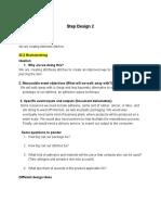 step 2 design  1