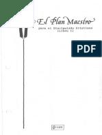 EL Plan Maestro Libro 1