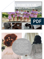 Catálogo Anna Homewear